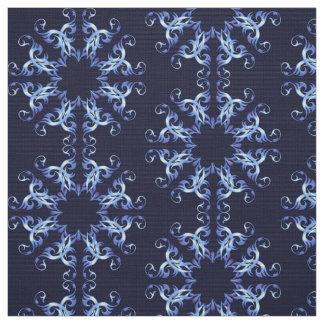 Elemento del damasco tela