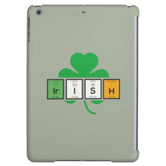 Elemento químico Zz37b del cloverleaf irlandés