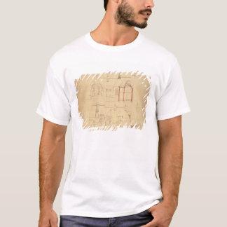 Elevaciones para la casa roja, brezo de Bexley Camiseta