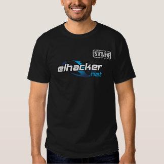 elhacker.net STAFF nicks 2010 Camiseta