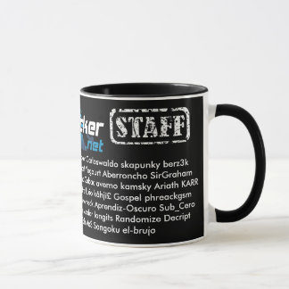 elhacker.net STAFF nicks 2010 Taza