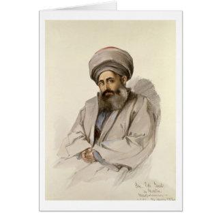 Elias - sacerdote de Jacobite de Mesopotamia Tarjeta De Felicitación