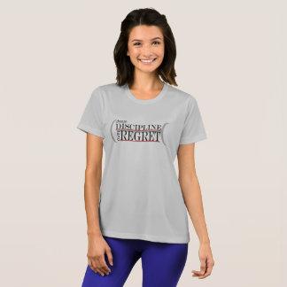 Elija la camiseta atlética de las mujeres de la