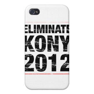 Elimine Kony 2012 iPhone 4 Cárcasa