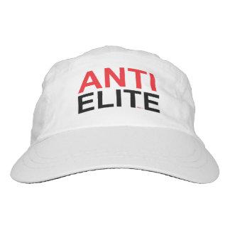 Élite anti gorra de alto rendimiento