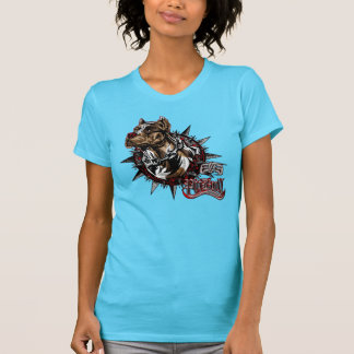 Élite Pitbull Camisetas