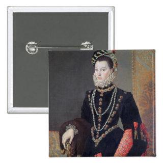Elizabeth de Valois, 1604-8 Chapa Cuadrada