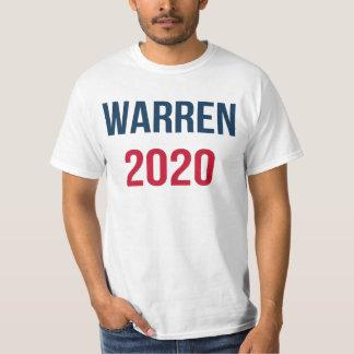 Elizabeth Warren para el presidente 2020 Camiseta