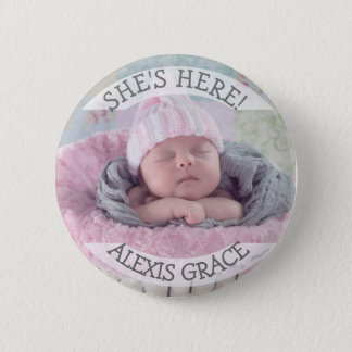Chapas con fotos en Zazzle