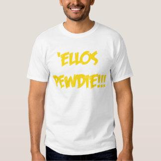 'Ellos Pewdie Camisas
