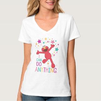 Elmo el | puedo hacer cualquier cosa camiseta