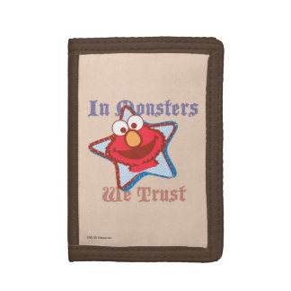 Elmo - en monstruos confiamos en