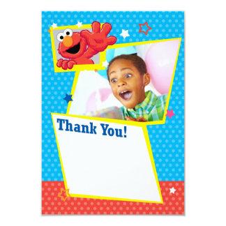 Elmo extremo adaptable le agradece invitación 8,9 x 12,7 cm