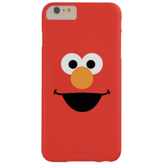 Elmo hace frente a arte funda barely there iPhone 6 plus
