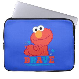 Elmo valiente funda para portátil