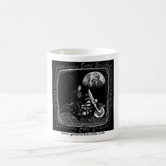ELS- motorista en la taza de la luna