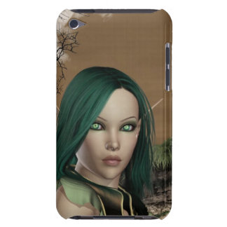 Elven Archer Barely There iPod Carcasa