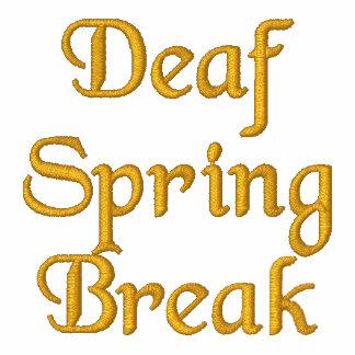 Em sordo de las vacaciones de primavera
