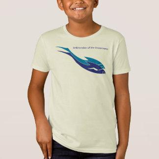 Embajadores de los niños del ambiente camiseta