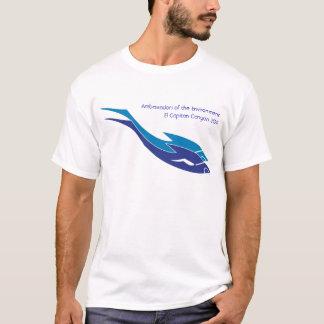 Embajadores del barranco del EL Capitan del Camiseta