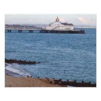 Embarcadero de Eastbourne Foto