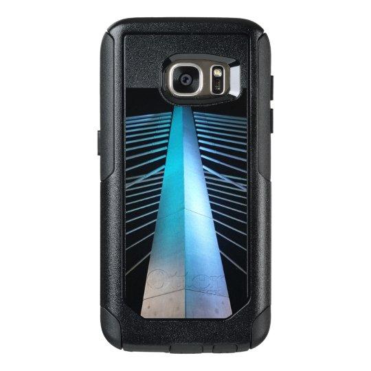 Embarcadero de la travesía de Tilikum en la noche Funda Otterbox Para Samsung Galaxy S7