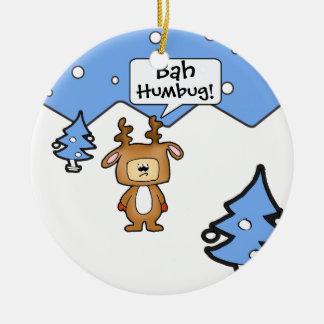 Embaucamiento de Bah… Ornamento del navidad