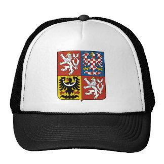 emblema checo gorro