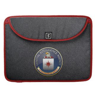 Emblema (CIA) de la CIA Fundas Para Macbooks