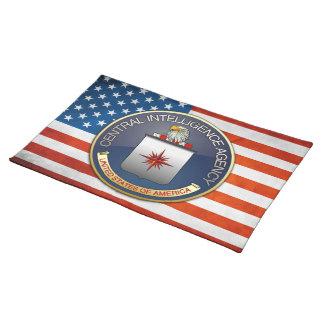 Emblema (CIA) de la CIA Manteles