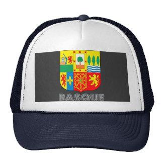 Emblema de Basquan Gorras