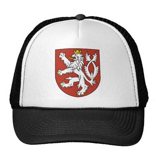 emblema de Bohemia Gorra