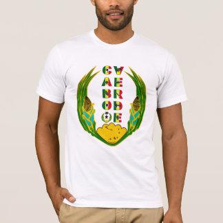 Emblema de Cabo Verde Camiseta
