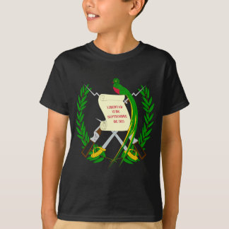 emblema de Guatemala Camiseta