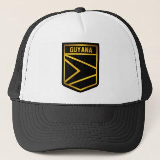 Emblema de Guyana Gorra De Camionero