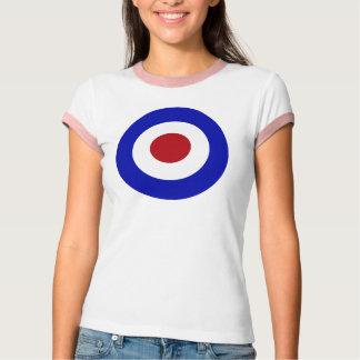Emblema de la MOD de los años 60 Camisetas