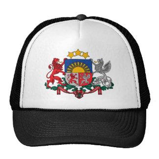 emblema de Letonia Gorros