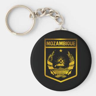 Emblema de Mozambique Llavero