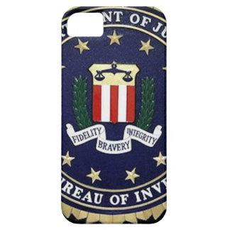 Emblema del FBI iPhone 5 Case-Mate Carcasa