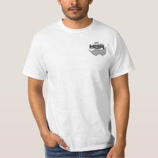 Emblema incondicional de la asociación del juego camisetas