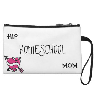 Embrague de la mamá de Homeschool de la cadera Miniclutch