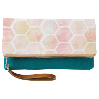 Embrague rosado del panal clutch