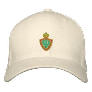 Embroidered Hat - Crossing Schaerbeek 1969 Gorro Bordado