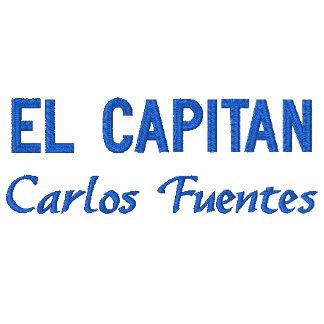 Embroidered Shirt de capitán personalizado