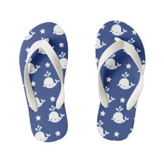 Embroma flips-flopes unisex de la playa del modelo chanclas para niños