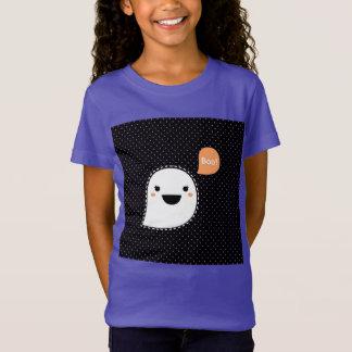 Embroma la camiseta de los diseñadores con púrpura