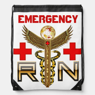Emergencia de la enfermera mochila