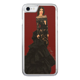 Emily Ratajkowski Funda Para iPhone 8/7 De Carved