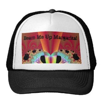 Emítame encima del gorra de Margarita