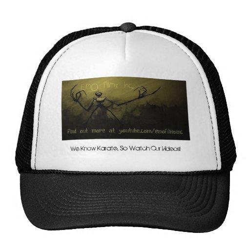 Emo Films Inc. Sabemos el gorra del karate
